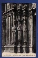 91 ETAMPES Eglise Notre-Dame, Portail Latéral Droit - Etampes