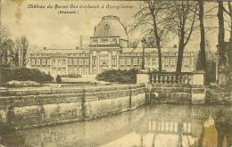 """CP De OPPEYLISSEM """" Château Du Baron Van Den Bosch à Oppeylissem """" ( Opheylissem ). - Hélécine"""