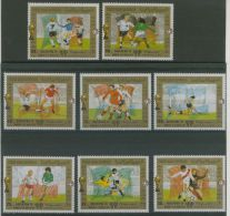 YEMEN 1980 ARGENTINA 1978  FOOTBALL PERFS MNH** - 1978 – Argentine