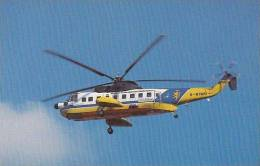 BRITISH CALEDONIAN HELICOPTERS SIKORSKY S-61N - Elicotteri