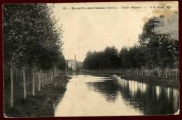 Cpa  Du  10  Romilly Sur Seine  Vieille Rivière    CAR4 - Romilly-sur-Seine