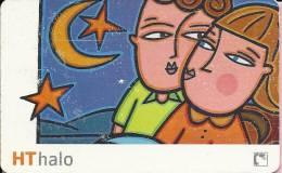 PHONECARD - What Are Stars Telling You ?, 2001., 100 Imp., Croatia - Zodiaco