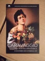 Caravaggio Carte Postale - Publicité