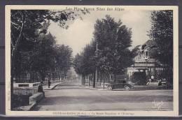 ALPES DE HAUTE PROVENCE - Digne Les Bains - La Route Napoleon Et L'Ermitage - Digne