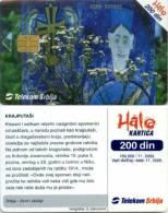 Telefonkarte Serbien  - Leben Und Bräuche - Jugoslawien