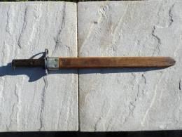 Baïonnette US - M1905 -  14-18 ; 1ère GM - Armes Blanches