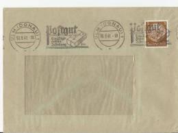 =DR   Brife 1941 Sst ULM - Lettres & Documents