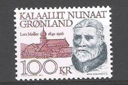 Groenland 1992 Lars Moller Yv 215 - Groenland