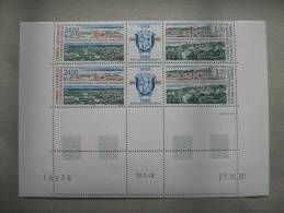 TAAF   P 247A * *   BASES  KERGUELEN  ET AMSTERDAM   COIN DATE - Unused Stamps