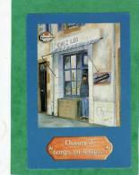 """Douarnenez Bar """"Chez Léo"""" Capitainerie Du Port-Rhu """"Ceux Qui N'ont Rien à Faire Dedans,... Dehors!"""" - Douarnenez"""
