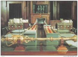CANBERRA - The Mace - Parliament House - Australia (2 Scans) - Canberra (ACT)
