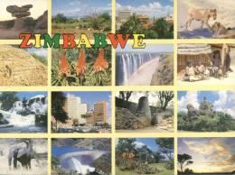 (222) Zimbabwe - Multi Voew - Zimbabwe
