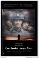 VHS Video  ,   Der Soldat James Ryan ,  Mit :  Tom Hanks  -  Edward Burns  -  Matt Damon - Classic