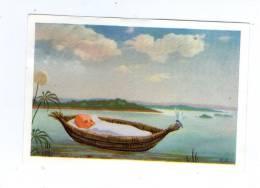 Image , Chocolats Suchard , Histoire D'un Royaume , Chap. II ,  N° 215 , UN BERCEAU SUR LE NIL - Vieux Papiers