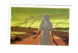 Image , Chocolats Suchard , Au Berceau De La Création , Chap. XI , N° 108 , ABRAHAM DEVANT CE SPECTACLE DE MORT - Otros
