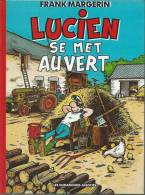 "LUCIEN  "" SE MET AU VERT ""  -  MARGERIN - E.O. NOVEMBRE 1989  HUMANOÏDES - Lucien"