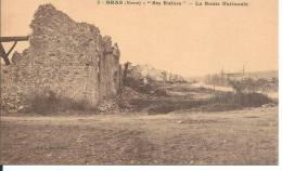 Bras La Route Nationale - Francia