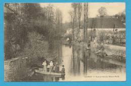 86 : Civray , Vue Prise Du Vieux Pont  ( Animée ) .... - Civray