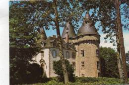 - CPSM - 19 - LUBERSAC - Château - 737 - France