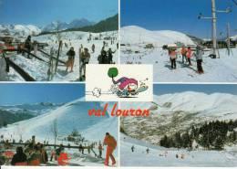65 - VAL LOURON - Ski Multivues - Frankreich