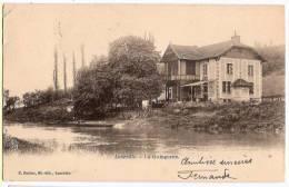CPA  Lunéville La Guiguette 54 Meurthe Et Moselle - Luneville