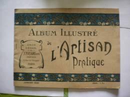 ALBUM ILLUSTRE DE L'ARTISAN PRATIQUE JANVIER 1920    70 Pages - Publicités