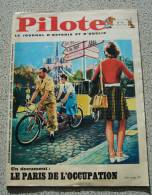 PILOTE N° 511 DU 21-08-1969 - Pilote