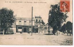 Saint Denis Le Barrage Route De Pierrefite - France