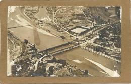 KEHL    CARTE  PHOTO   AERIENNE  1920 - Kehl