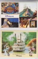 2 CPM DISNEYLAND PARIS - Disneyland