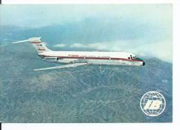 "JET DOUGLAS DC-9 "" IBERIA "" - 1946-....: Moderne"