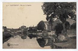 59.HAUTMONT - Vue Sur La Sambre - Autres Communes