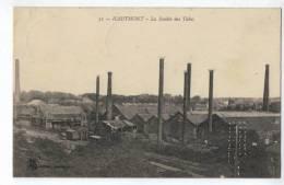 52.HAUTMONT - La Sociètè Des Tubes - Autres Communes