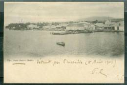 Pier - Petit Goàve (  Haiti )  Bcl08 - Altri
