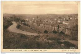 81  ROQUECOURBE  -  VUE GENERALE DES USINES    ( En 1940 ) - Roquecourbe