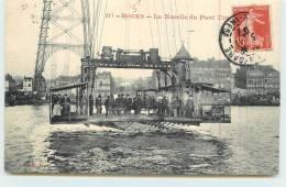 ROUEN  -   La  Nacelle Du Pont Transbordeur. - Rouen