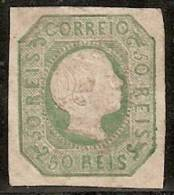 PORTUGAL 1855/56 - Yvert #7 - Mint No Gum (*) - 1855-1858 : D.Pedro V