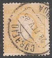 PORTUGAL 1870/80 - Yvert #47 - VFU - Usado