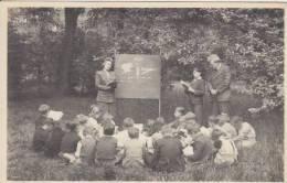 Diesterweg´s Schoolkolonie Te Heide        Leesles In De Openlucht  Scan 4198 - Kalmthout