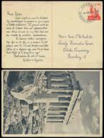 GREECE  ABHNAI  PICTURE  POST  CARD  TO  BOMBAY  INDIA - Non Classés