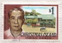 Christmas Island Used Stamp - Christmas Island