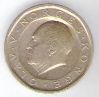 NORVEGIA 10 KRONER 1984 - Norvegia