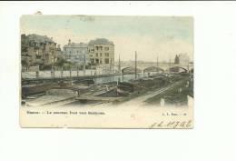 Namur Le Nouveau Pont Vers Salzinnes ( Etat Voir Scans ) - Namur