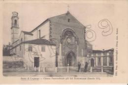 Verona - Porto Di Legnago - Chiesa Parrocchiale Già Dei Domenicani - Verona