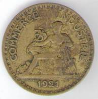 FRANCIA 2 FRANCHI 1921 - Francia