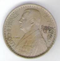 MONACO 20 FRANCS 1947 - 1922-1949 Luigi II