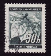 Bohême Et Moravie  1939  - YT 43  - Oblitéré - Bohemia & Moravia