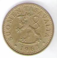 FINLANDIA 2 PENNIA 1963 - Finlandia