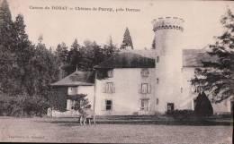 45300  DORAT   1930    OBLITERE   VERSO - Francia