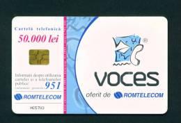 ROMANIA - Chip Phonecard As Scan - Romania